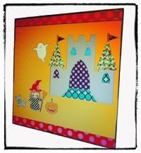 Patrón Halloween de patchwork